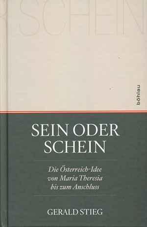 Rezension zu: G. Stieg: Sein oder Schein | H-Soz-Kult. Kommunikation ...